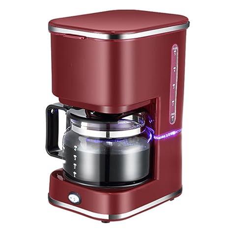 Mini Máquina De Café Expreso Automática Mini Máquina De Goteo De Dispensador De Café Con LED
