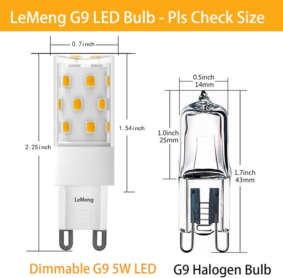 Ampoule LED G9 5W Ampoule LED G9 5W Inicio
