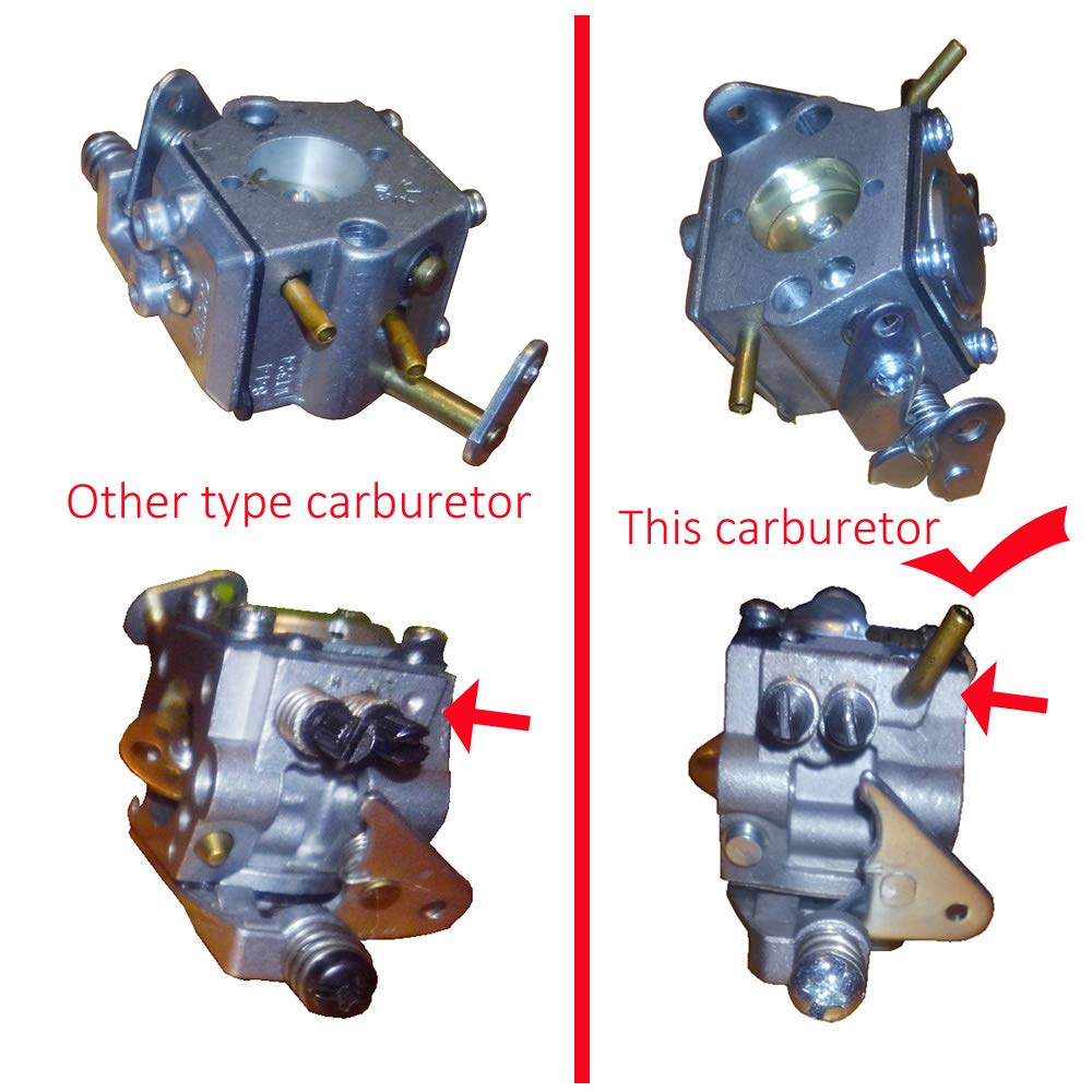 Savior C1u W8 W14 Carburetor With Gaskets For Poulan Lawn Mower Linkage Diagram Images Femalecelebrity Also Mtd 1950 2050 2150 2250 2375 2550 Craftsman Chainsaw Replace Wt 89 600 624 625