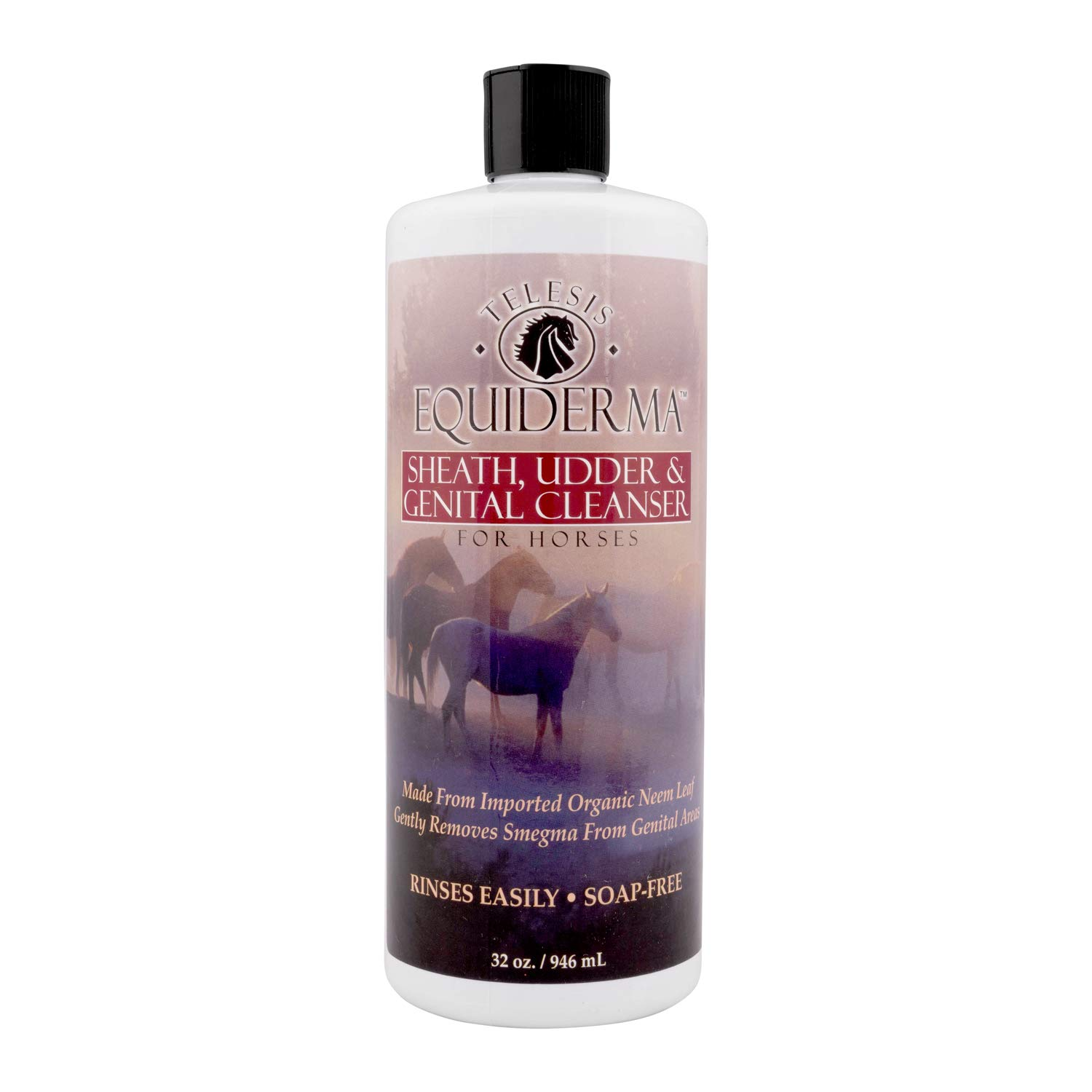 Equiderma Sheath, Udder & Genital Cleanser for Horses by Equiderma