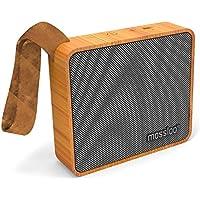 PALUMMA Wooden Portable Bluetooth 4.2 Speaker with HD Audio and Enhanced Bass