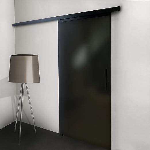 Inova - Puerta corredera de Cristal, 900 x 2035 mm, Superficie ...