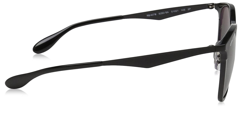 fb2a4c3557 Ray-Ban Unisex-Adult s 4278 Sunglasses