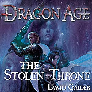 Amazoncom Dragon Age The Stolen Throne Audible Audio Edition