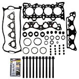 ECCPP Replacement for Head Gasket Set with Bolts for 96 97 98 99 00 Honda Civic Del Sol 1.6L D16Y5 D16Y7 D16Y8