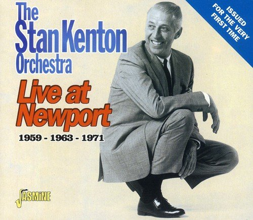 Live At Newport: 1959, 1963, 1971 [ORIGINAL RECORDINGS REMASTERED] 3CD SET