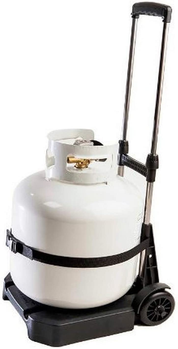 Propane Tank Carrier HR1 Happy Roller Propane Tank Carrier (Discontinued by Manufacturer)