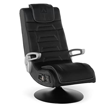 Amazon.com: SILLON MULTIMEDIA INALAMBRICO X ROCKER 4.1 PRO, con ...