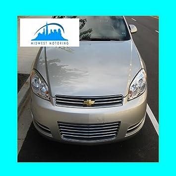 Amazon.com: 2010 – 2012 Chevrolet Chevy Impala cromado ...