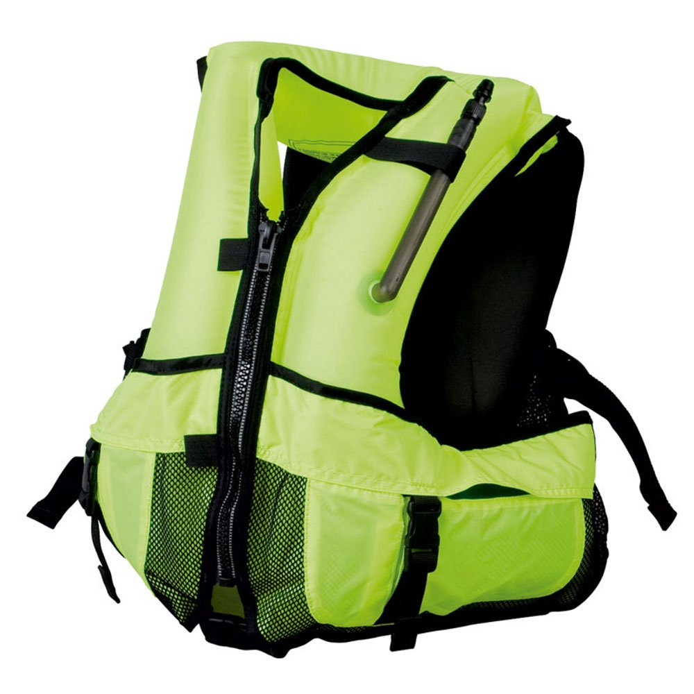 Scuba Max SV-02 Jacket Style Snorkeling Vest (Medium) by Scuba Max
