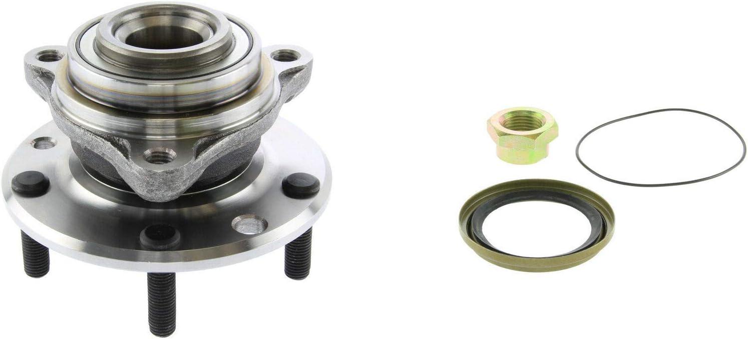 Centric Wheel Hub Assembly 400.62004E