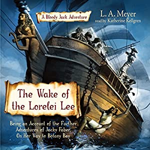 The Wake of the Lorelei Lee Hörbuch