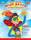 img - for Super-Silly Hero Skits for Children s Ministry, Grades K - 7: Two-Person Skits about the Power of God s Word! book / textbook / text book