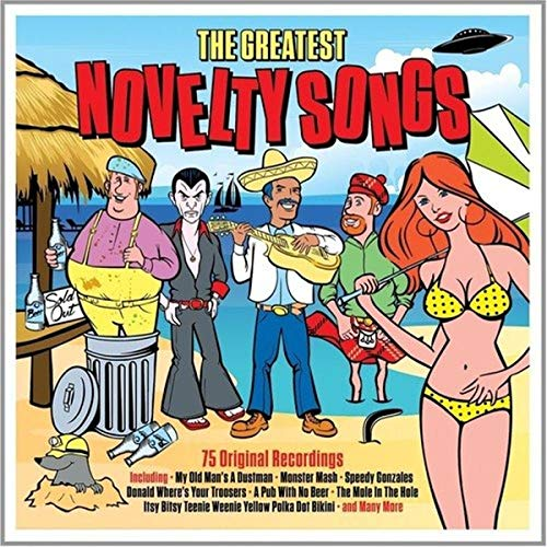Greatest Novelty Songs ()