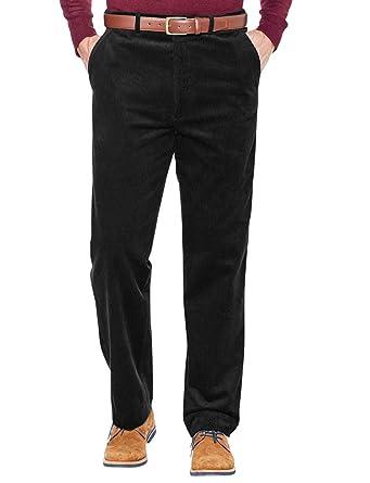 rivenditore online 68b5d 323c8 Chums Pantaloni Uomo in Cordura di Cotone con possibilità di Regolazione in  Vita Nascosta