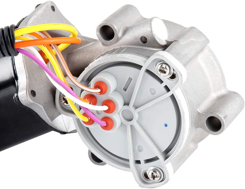OCPTY Encoder Motor Fit 1997-2002 for Ford Expedition 1996-2003 for Ford F-150 1996-1999 for Ford F-250 1997 for Ford F-250 HD 1998-2002 for Lincoln Navigator YL1Z7G360AA Transfer Case Shift Motor