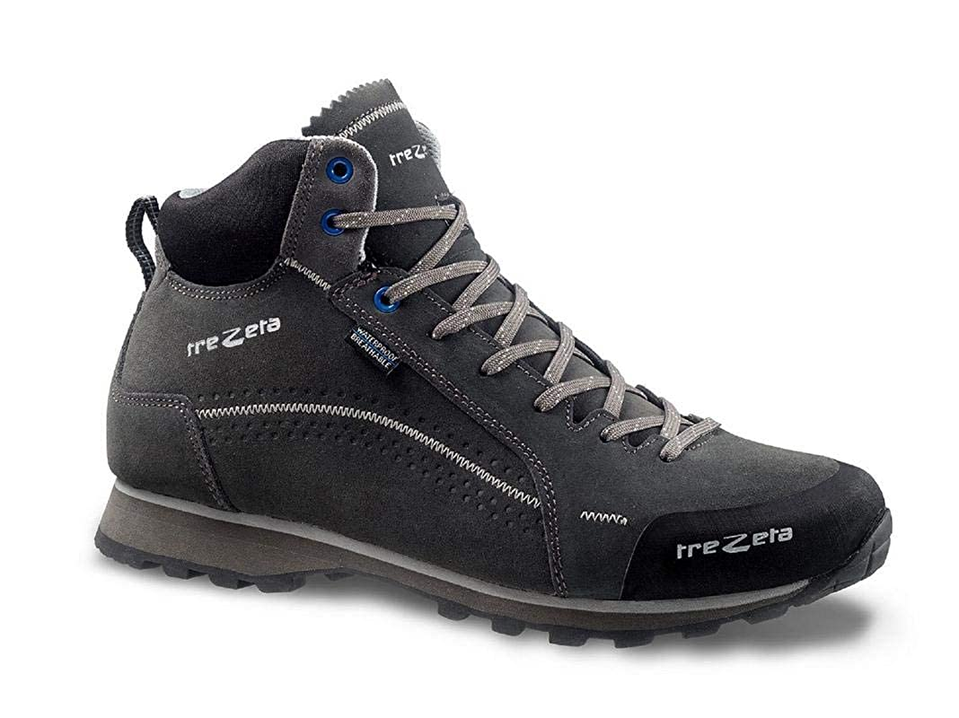 Trezeta Herren Outdoorschuh Flow EVO WP MID Anthrazit