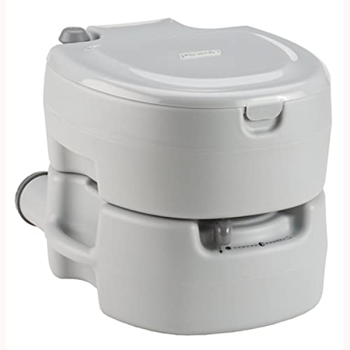 Coleman Portable Flush Toilet 5.3 gallon