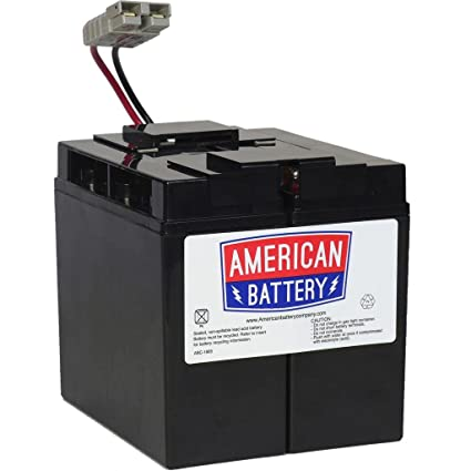 Amazon Rbc7 Ups Replacement Battery For Apc By American Battery