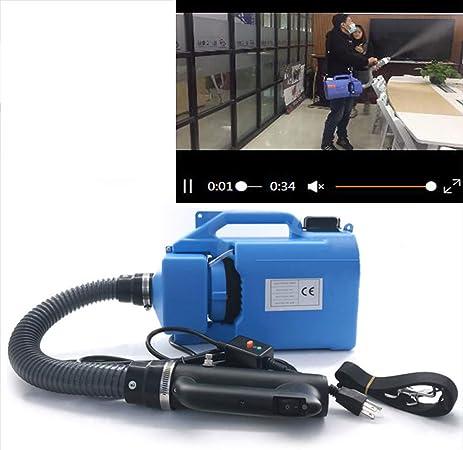 5L ULV Ultra-Low Capacidad eléctrico Handheld pulverizador ...