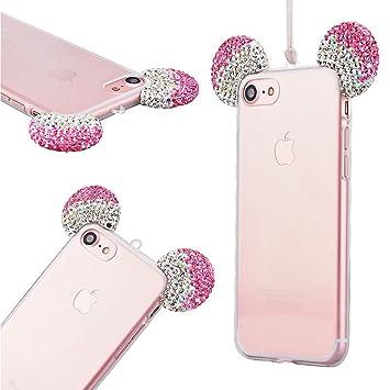 coque iphone 8 oreille