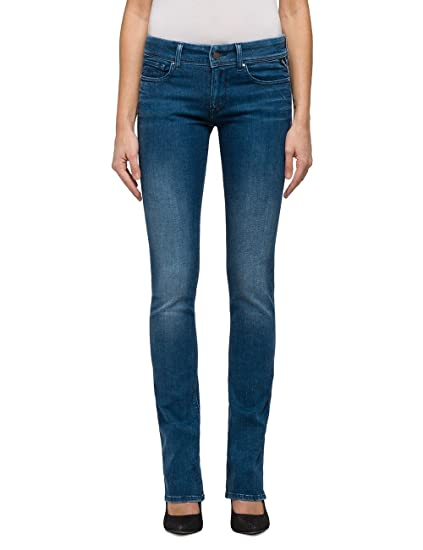 c40da0f2d7 Replay Women s Luz Bootcut Jeans  Amazon.co.uk  Clothing