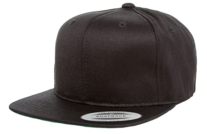 00478a529 Yupoong Flexfit Pro-Style Twill Snapback Youth Hat, Youth Sizes