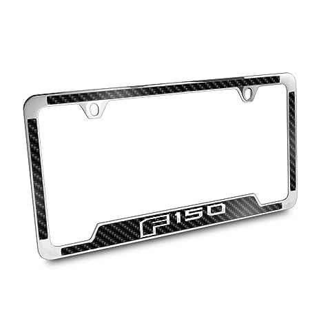 Amazon.com: Ford CarBeyondStore Ford F150 Black Carbon Fiber Vinyl ...