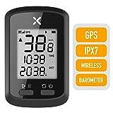 XOSS G GPS Cycling Computer Wireless Bike Speedometer Odometer Cycling Tracker Waterproof Road Bike MTB Bicycle Bluetooth (G) (Color: G)