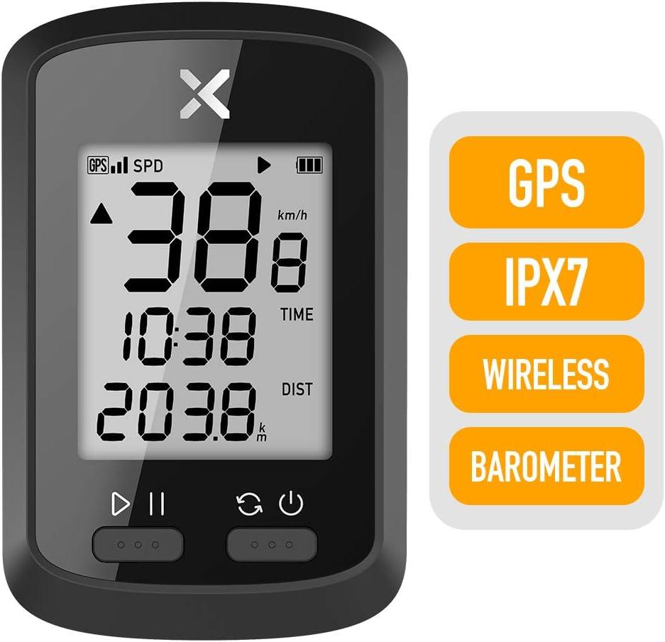 XOSS G GPS Ciclismo Ordenador Inalámbrico Bicicleta Velocímetro Odómetro Ciclismo Rastreador Impermeable Bicicleta de Carretera MTB Bicicleta Bluetooth