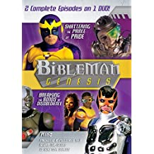 Bibleman Genesis Vol. 4: Shattering the Prince of Pride / Breaking the Bonds of Disobedience: Pride and Disobedience