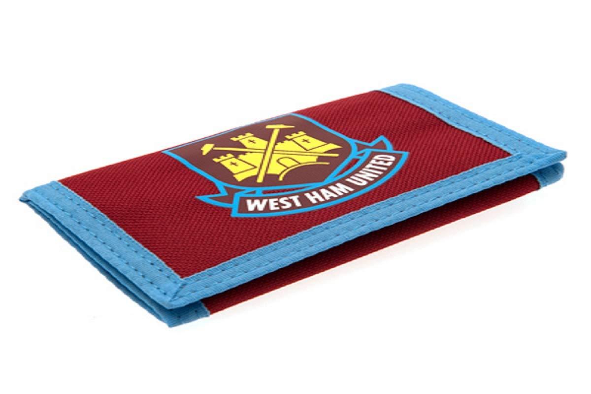West Ham United cartera de nailon