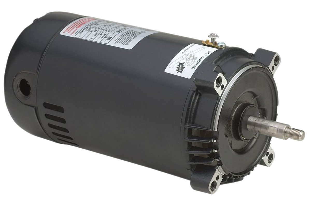 A.O. Smith Century ST1152 Full Rated 1.5 HP 3450RPM Single Speed Pool Pump Motor