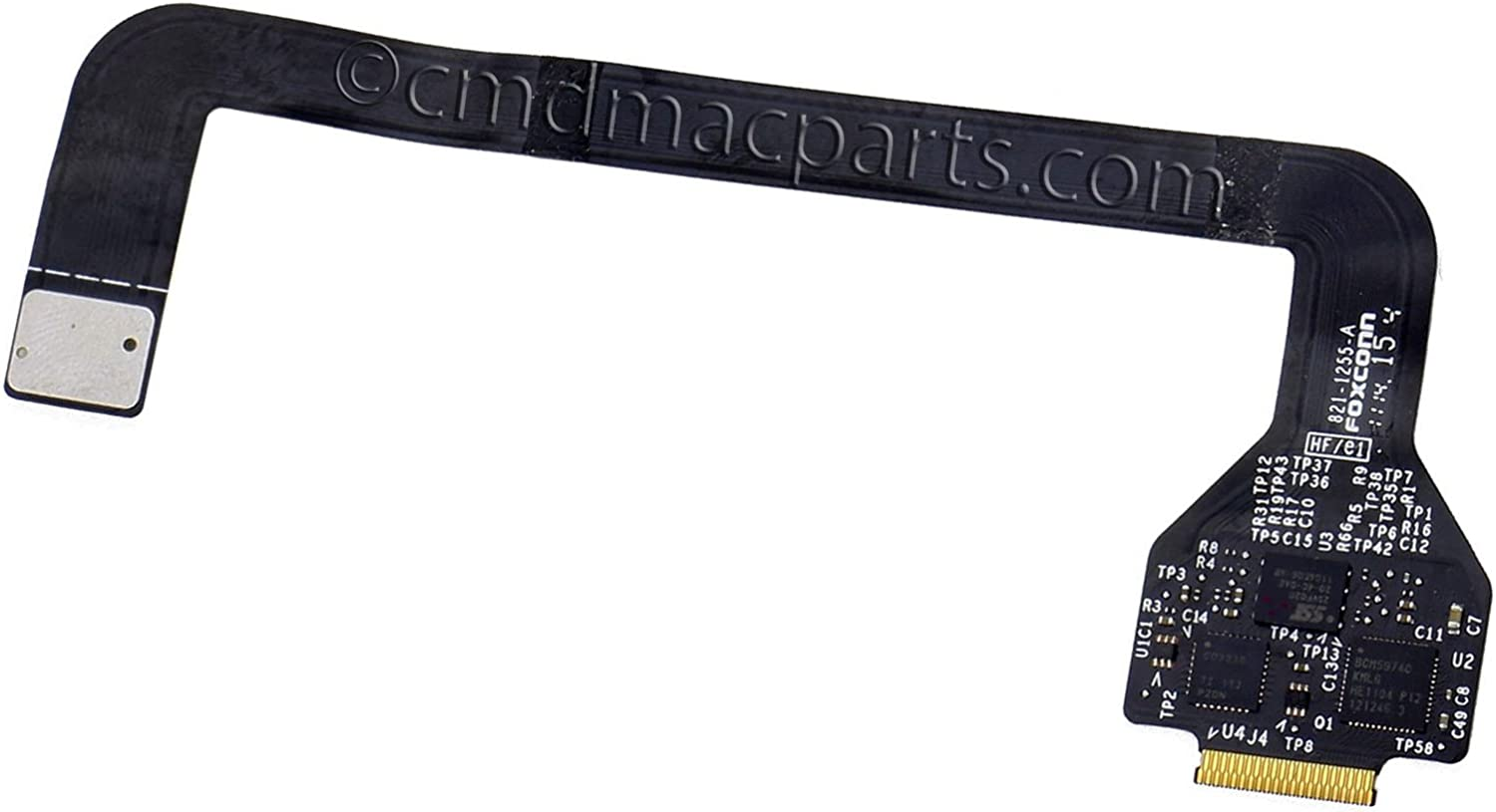 Baoblaze Trackpad Touchpad Flex Cable Replacement para MacBook Pro Retina A1502