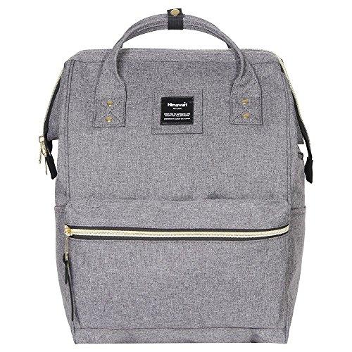 Himawari Polyester Laptop Daypack Vintage School Bag Fits 13