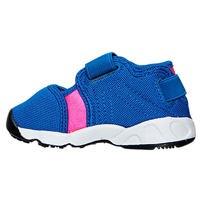 newest 5a5de 2a994 Amazon.com   Nike Toddler s Little Rift (TD) Hyper Cobalt Hyper Pink-White  First Walkers Shoes 311549-461 (US 6c)   Shoes