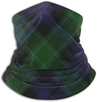 Cameron Clan Scottish Tartan Multifunctional Headwear Neckwarmer Bandana