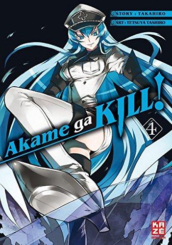 Akame ga KILL! 04