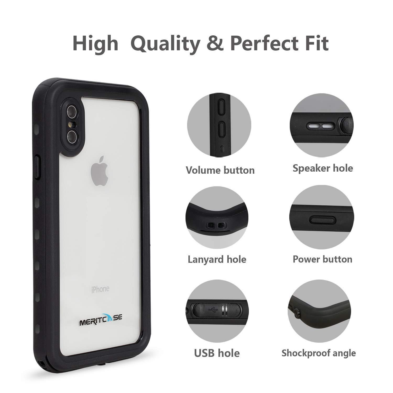 coque iphone xs antichoc ip68