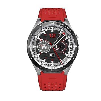HANG Hombres Smartwatch Android Bluetooth GPS Deportes Calorías de ...
