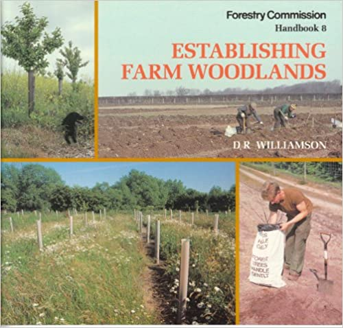 Book Establishing Farm Woodlands (Handbook Series)