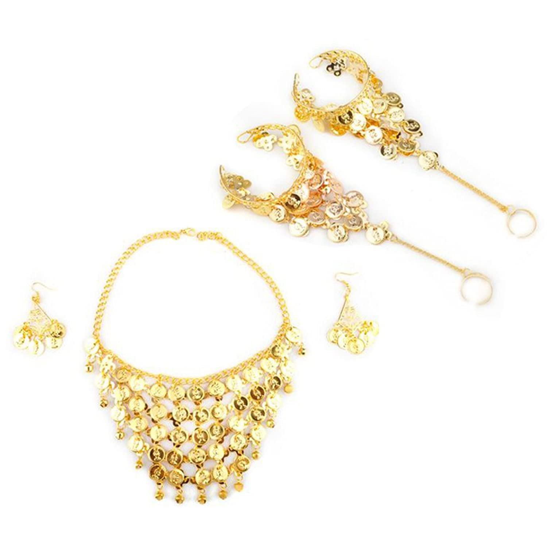 Belly Dance Jewelry Set
