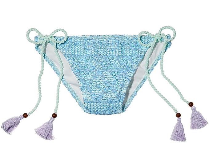 Amazon.com: Victoria s Secret Womens Azul Bikini para mujer ...