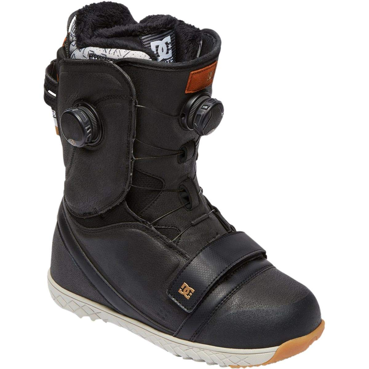 DC Shoes Women's Mora BOA Snowboard Boots Black 8.5 by DC