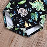Seaby Infant Toddle Baby Girl Dinosaur Plant Long