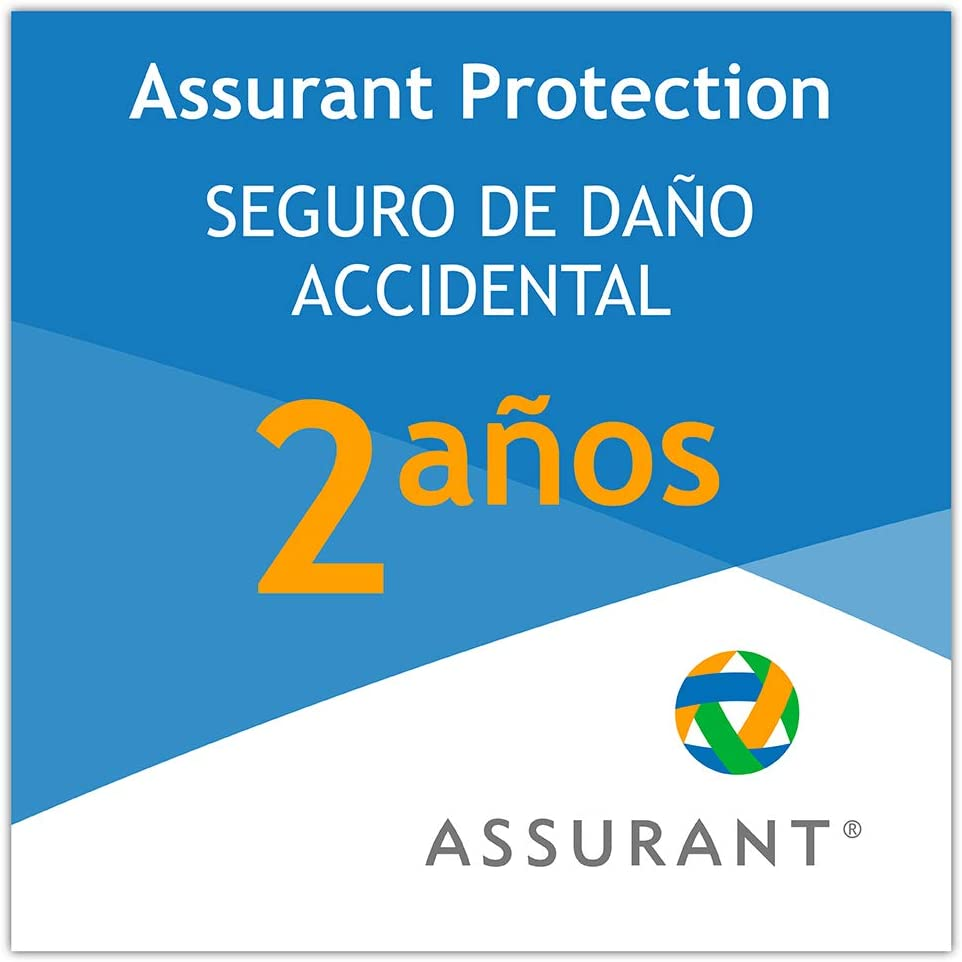 Assurant Protection - Seguro de daño Accidental de 2 años para una ...