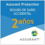 2 años Seguro de daño accidental para un dispositivo audio portátil desde 40 EUR hasta 49,99 EUR