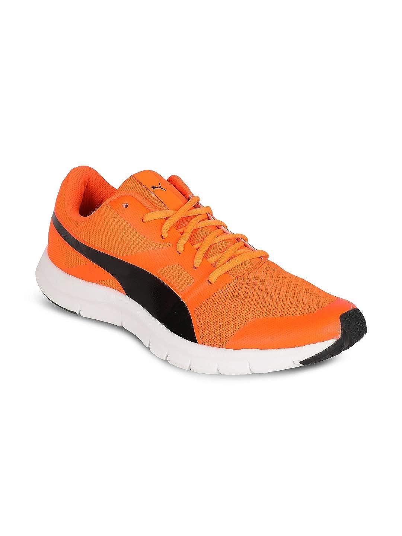 Flexracer Orange Running Shoes-12 UK