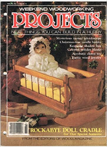 Weekend Woodworking Projects November 1989 (Neat Things You Can ...