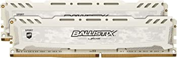 Ballistix Sport LT 32GB Desktop Memory